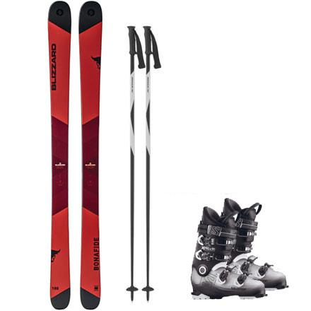 Men's Demo Ski Package