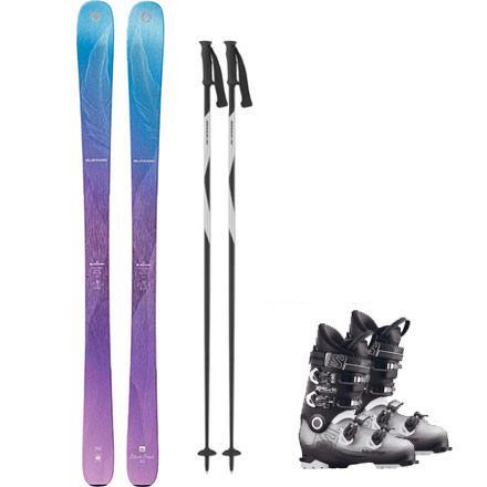 Women's Demo Ski Package